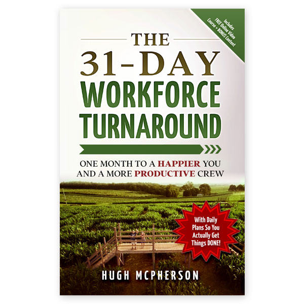 The 31-Day Workforce Turnaround