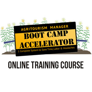 Agritourism Manager Boot Camp Logo